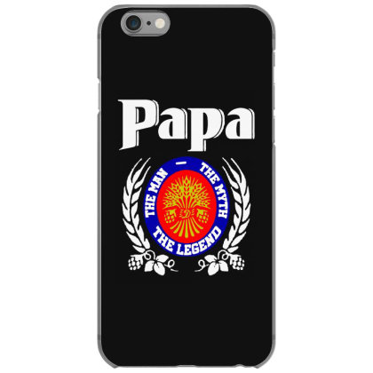 Papa The Man Iphone 6/6s Case Designed By Pinkanzee