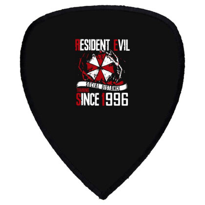 Social Distance Shield S Patch Designed By Pinkanzee
