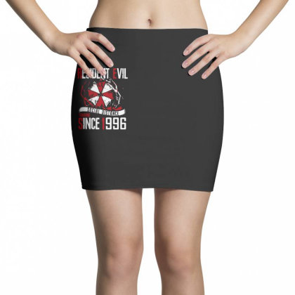 Social Distance Mini Skirts Designed By Pinkanzee