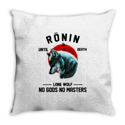No Gods No Masters Throw Pillow Designed By Pinkanzee