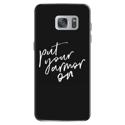 Armor On Samsung Galaxy S7 Case Designed By Pinkanzee