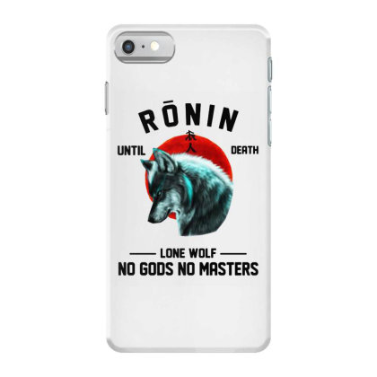 No Gods No Masters Iphone 7 Case Designed By Pinkanzee