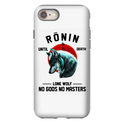 No Gods No Masters Iphone 8 Case Designed By Pinkanzee