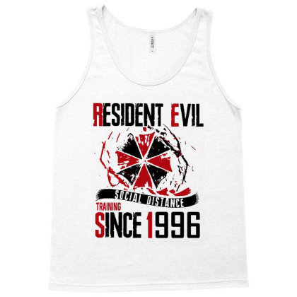 Social Distance Tank Top Designed By Pinkanzee