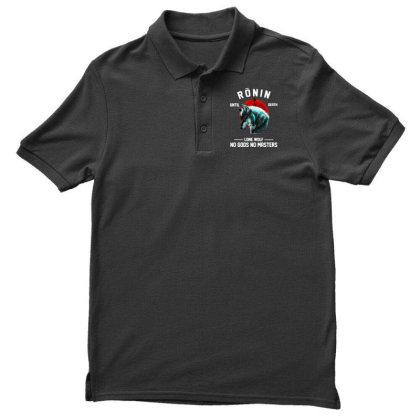 No Gods No Masters Men's Polo Shirt Designed By Pinkanzee
