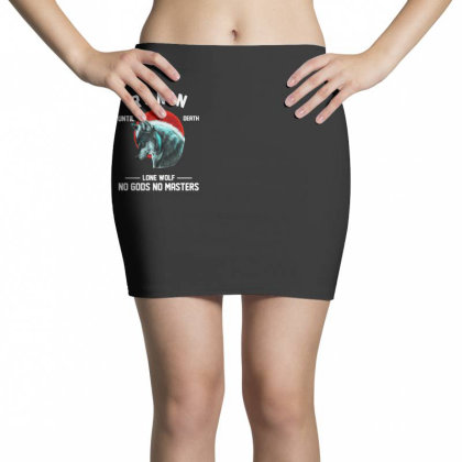 No Gods No Masters Mini Skirts Designed By Pinkanzee