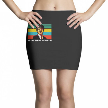 Say What Vintage Mini Skirts Designed By Pinkanzee