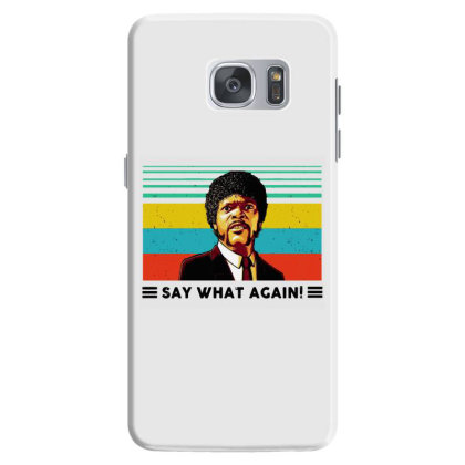 Say What Meme Samsung Galaxy S7 Case Designed By Pinkanzee