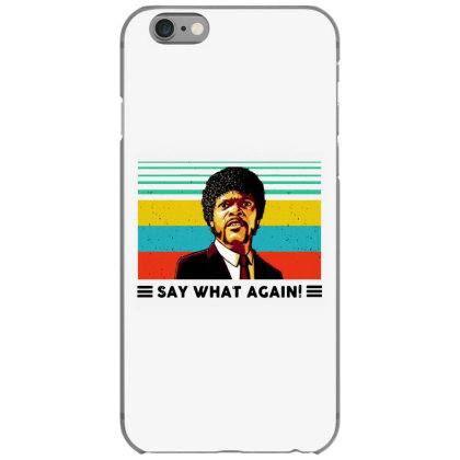 Say What Meme Iphone 6/6s Case Designed By Pinkanzee