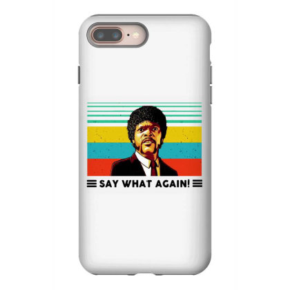 Say What Meme Iphone 8 Plus Case Designed By Pinkanzee