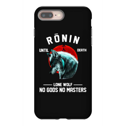 No Gods No Masters Iphone 8 Plus Case Designed By Pinkanzee