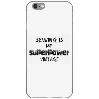 Superpower Vintage Iphone 6/6s Case Designed By Pinkanzee
