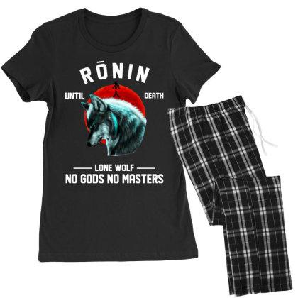 No Gods No Masters Women's Pajamas Set Designed By Pinkanzee
