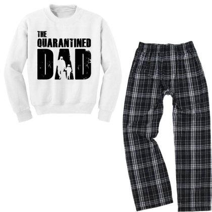 The Quarantined Youth Sweatshirt Pajama Set Designed By Pinkanzee