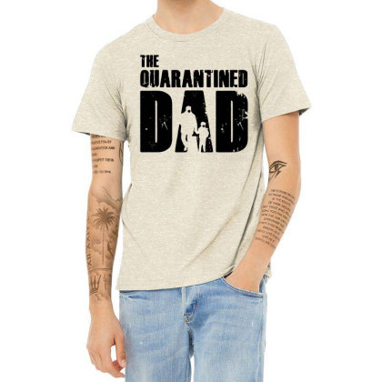 The Quarantined Heather T-shirt Designed By Pinkanzee
