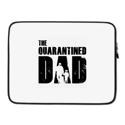 The Quarantined Laptop Sleeve Designed By Pinkanzee