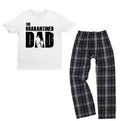 The Quarantined Youth T-shirt Pajama Set Designed By Pinkanzee