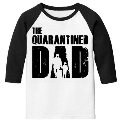 The Quarantined Youth 3/4 Sleeve Designed By Pinkanzee