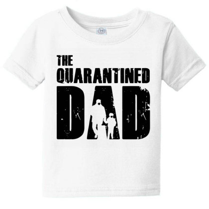 The Quarantined Baby Tee Designed By Pinkanzee