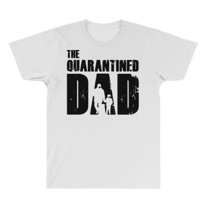 The Quarantined All Over Men's T-shirt Designed By Pinkanzee