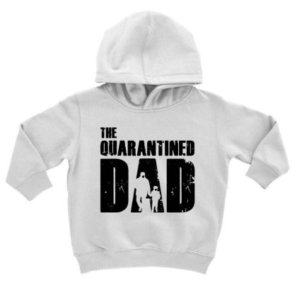 The Quarantined Toddler Hoodie Designed By Pinkanzee