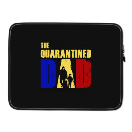 The Quarantined Quotes Laptop Sleeve Designed By Pinkanzee