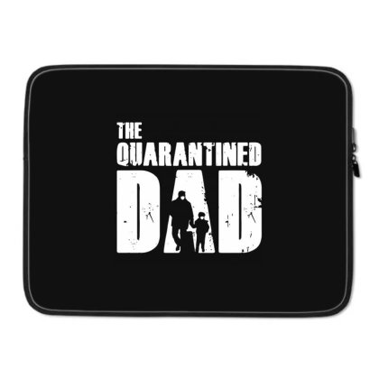 The Quarantined Vintage Laptop Sleeve Designed By Pinkanzee