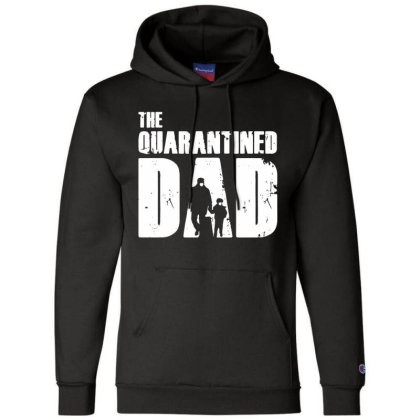 The Quarantined Vintage Champion Hoodie Designed By Pinkanzee