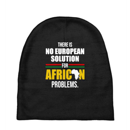 No  Solution For African Baby Beanies Designed By Pinkanzee