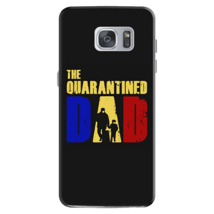 The Quarantined Quotes Samsung Galaxy S7 Case Designed By Pinkanzee