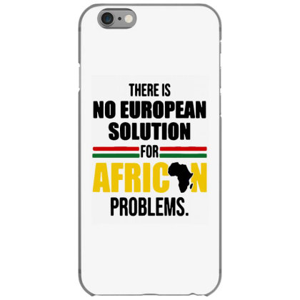 No Solution For African Iphone 6/6s Case Designed By Pinkanzee