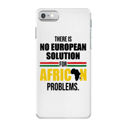 No Solution For African Iphone 7 Case Designed By Pinkanzee