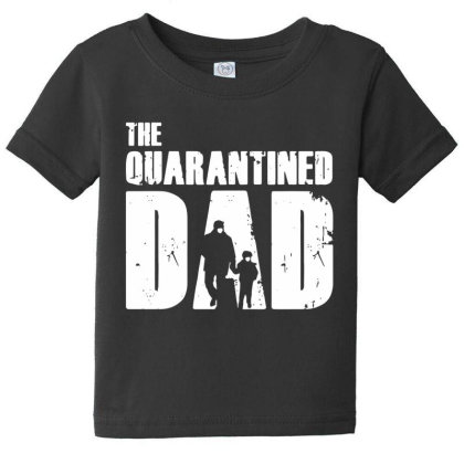 The Quarantined Vintage Baby Tee Designed By Pinkanzee