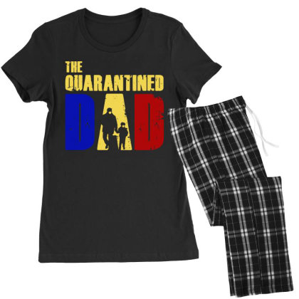 The Quarantined Quotes Women's Pajamas Set Designed By Pinkanzee