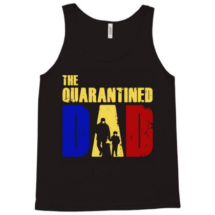 The Quarantined Quotes Tank Top Designed By Pinkanzee