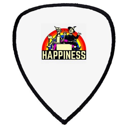 Happiness Anime Shield S Patch Designed By Pinkanzee