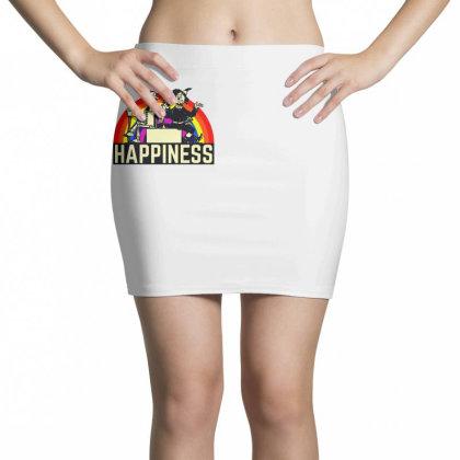 Happiness Anime Mini Skirts Designed By Pinkanzee