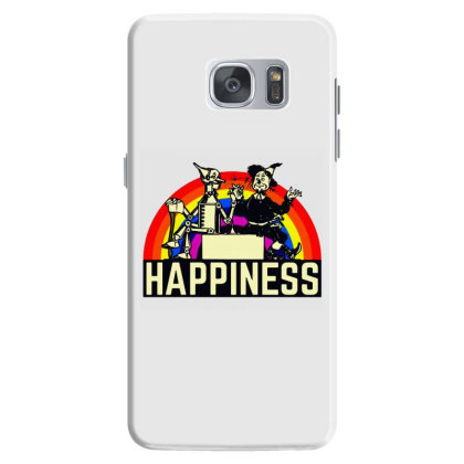 Happiness Anime Samsung Galaxy S7 Case Designed By Pinkanzee