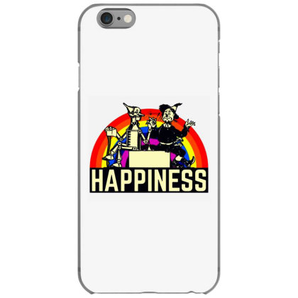 Happiness Anime Iphone 6/6s Case Designed By Pinkanzee