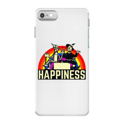 Happiness Anime Iphone 7 Case Designed By Pinkanzee