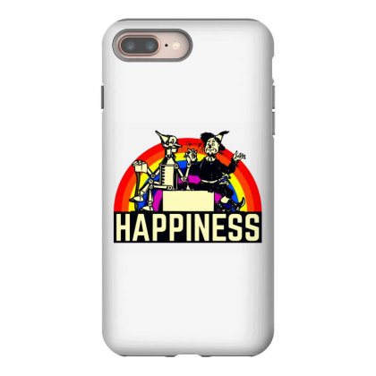 Happiness Anime Iphone 8 Plus Case Designed By Pinkanzee