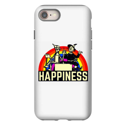 Happiness Anime Iphone 8 Case Designed By Pinkanzee