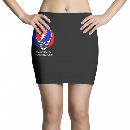 We Will Survive Mini Skirts Designed By Pinkanzee