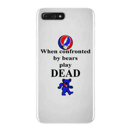 Bears Play Dead Iphone 7 Plus Case Designed By Pinkanzee