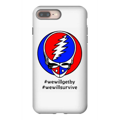 We Will Survive Iphone 8 Plus Case Designed By Pinkanzee