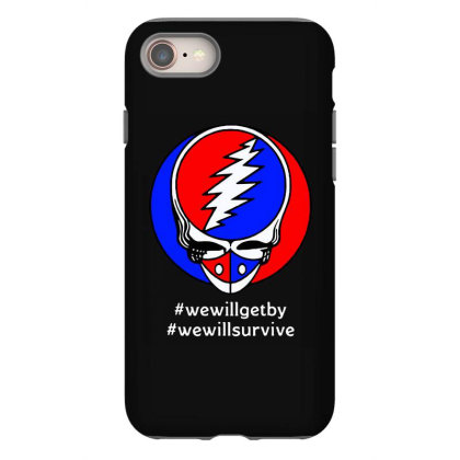 We Will Survive Iphone 8 Case Designed By Pinkanzee