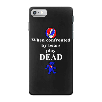 Bears Play Dead Iphone 7 Case Designed By Pinkanzee