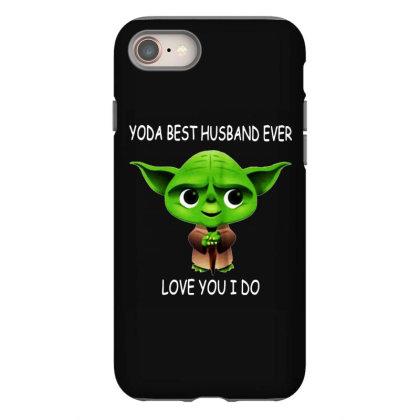 Yoda Best Husband Iphone 8 Case Designed By Pinkanzee
