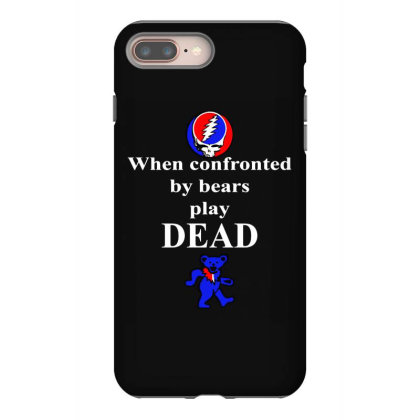 Bears Play Dead Iphone 8 Plus Case Designed By Pinkanzee