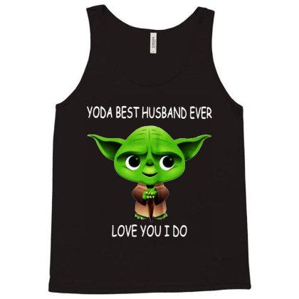 Yoda Best Husband Tank Top Designed By Pinkanzee